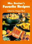 Click here to enlarge image and see more about item 10618: Mrs. Beeton's Favorite Recipes: Classic Dishes Using Modern Ingredients