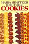 Click here to enlarge image and see more about item 10634: Maida Heatter's Book of Great Cookies for Cookie Lovers!  Vintage 1977 HB