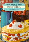 Click here to enlarge image and see more about item 10635: Favorite Recipes of America: Desserts