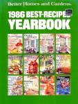 Click here to enlarge image and see more about item 10642: 1986 Best-Recipes Yearbook, Better Homes and Gardens