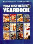 Click here to enlarge image and see more about item 10644: 1984 Best-Recipes Yearbook, Better Homes and Gardens
