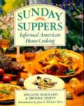 Click here to enlarge image and see more about item 10658: Sunday Suppers: Informal American Home Cooking