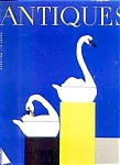 Click here to enlarge image and see more about item 1198: Cameo Glass, Cream Jugs, Chelsea Swans