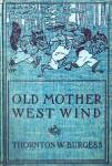 Click here to enlarge image and see more about item 16161X: Old Mother West Wind, Thornton Burgess, Peter Rabbit, 1950s