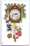 Telegram, Clock, Messenger -- New Year PC