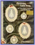 Click here to enlarge image and see more about item 16117: Christmas Lacie Trees, Ornaments: Net Darning Patterns Book