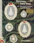 Click to view larger image of Christmas Lacie Trees, Ornaments: Net Darning Patterns Book (Image3)