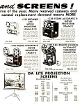 Click here to enlarge image and see more about item 1869: Elko Photo Products Sales Flyer, 1963.  Vintage Photo Equipment.