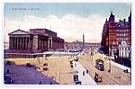 Vintage Lime Street, Liverpool, England