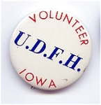 Click here to enlarge image and see more about item 1964: U.D.F.H. Iowa Volunteer