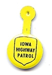 Click here to enlarge image and see more about item 2220: Iowa Highway Patrol