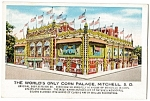 SOUTH DAKOTA: World's Only Corn Palace, Mitchell