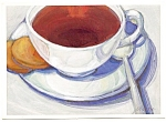 Click here to enlarge image and see more about item 2348: Friendly Cup of Coffee, IA Artists Series