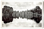 SOUTH DAKOTA: Sylvan Lake, Black Hills Real Photo