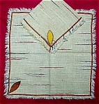 Click here to enlarge image and see more about item 2726: Pretty Woven Napkins