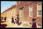 Click here to enlarge image and see more about item 2768: IOWA: Church, Women of Amana Colonies