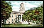 IOWA: Old Capitol Administration Bldg, University of Iowa