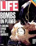 Click here to enlarge image and see more about item 3276: 1989 LIFE Expose: Bombs on Planes