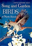 Click here to enlarge image and see more about item 3284:  Song and Garden BIRDS of North America.  555 Large Color Illustrations!