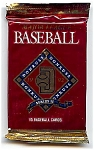 Click here to enlarge image and see more about item 3786: 1992 DONRUSS Baseball Cards, Series II, Lot of 18 Sealed Packs
