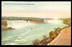 Click here to enlarge image and see more about item 3866: NIAGARA FALLS, CANADIAN SIDE