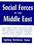 Click here to enlarge image and see more about item 3893: Social Forces in the Middle East, 1950s