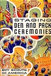 Click here to enlarge image and see more about item 3967: 1963 Cub Scout Den & Pack Ceremonies