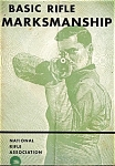 Click here to enlarge image and see more about item 3979: 1960 NRA Basic Rifle Marksmanship Booklet, Illustrated
