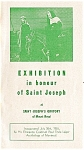Click here to enlarge image and see more about item 4114: Saint Joseph�s Oratory Exhibition, Quebec