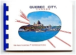 Click here to enlarge image and see more about item 4136: 1950s Quebec City, Canada Album Prints