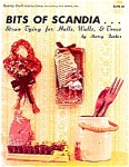 Click here to enlarge image and see more about item 4275: Scandia – Straw Tying Decorations