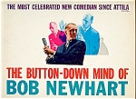 Click here to enlarge image and see more about item 4281: Bob Newhart, Button-Down Mind