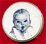 Click here to enlarge image and see more about item 4445: Great Gerber Baby Food Jar Lid