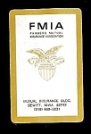 Click here to enlarge image and see more about item 4490: Playing Cards – FMIA
