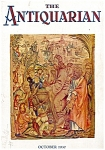 Click here to enlarge image and see more about item 4570: Woodcuts, Tapestries, Four-Posters