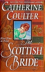 Click here to enlarge image and see more about item 4673: The Scottish Bride - Catherine Coulter