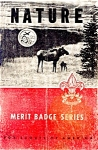 Click here to enlarge image and see more about item 4705: 1963 BSA NATURE Merit Badge Handbook