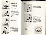 Click here to enlarge image and see more about item 4720: 1961 BLENDER Cookbook