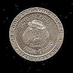 Click here to enlarge image and see more about item 4733: 1993 Gaming Token, MGM GRAND Hotel