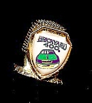 Click here to enlarge image and see more about item 4736: BRICKYARD 400 Souvenir Metal Thimble