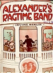 Click here to enlarge image and see more about item 4771: Alexander�s Ragtime Band