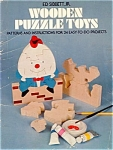 Click here to enlarge image and see more about item 4821: Wooden Puzzles, Toys Patterns