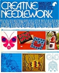 Click here to enlarge image and see more about item 4849: Creative Needlework: Patterns, Instructions