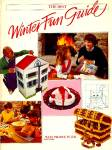 Click here to enlarge image and see more about item 4863: Avon WINTER FUN GUIDE, 1980  Projects, Ideas, Recipes