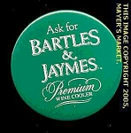 Click here to enlarge image and see more about item 4872: BARTLES & JAYMES Wine Coolers