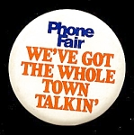PHONE FAIR Advertising Button