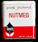 Tone�s Nutmeg Tin