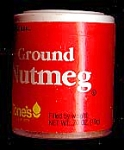 Tone's Ground Nutmeg Can