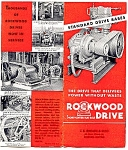 Click here to enlarge image and see more about item 5006: Rockwood Standard Drive Bases