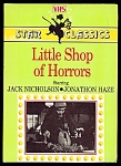 Click here to enlarge image and see more about item 5033: Little Shop of Horrors, Jack Nicholson, VHS